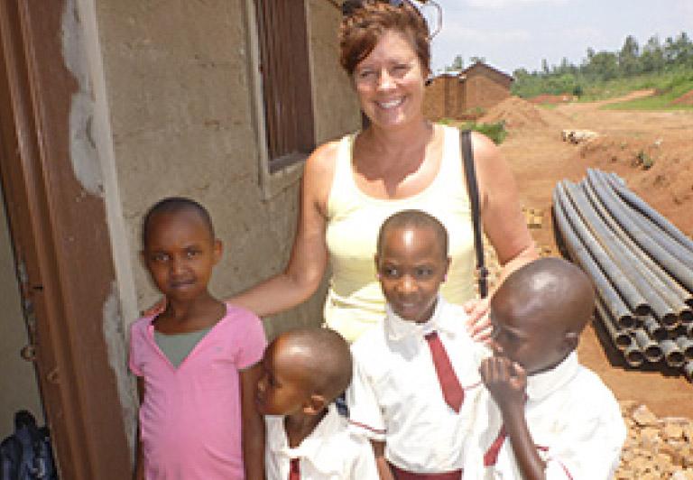 Charitable Work Hope Village