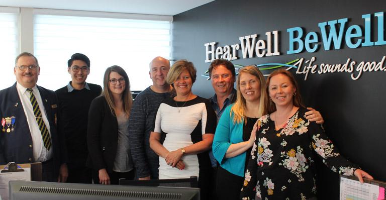 Hear Well Be Well Staff