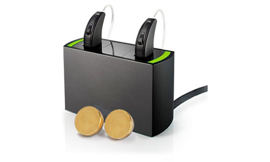 Hearing Aid Charger