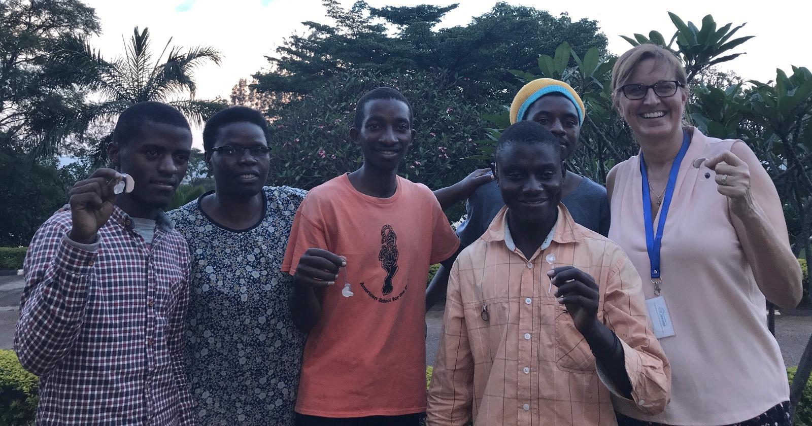 Hearing Aid Rwanda