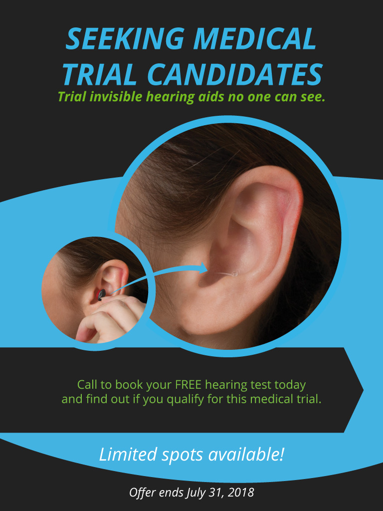 Seeking Medical Trial Candidates