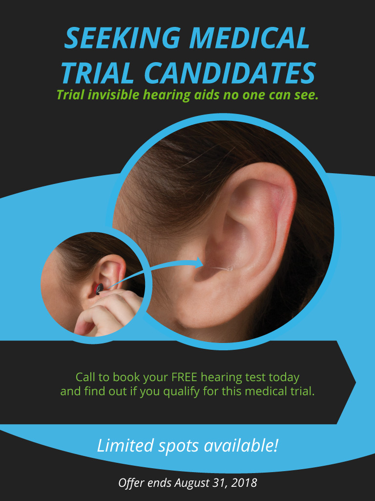 Seeking Medical Trial Candidates